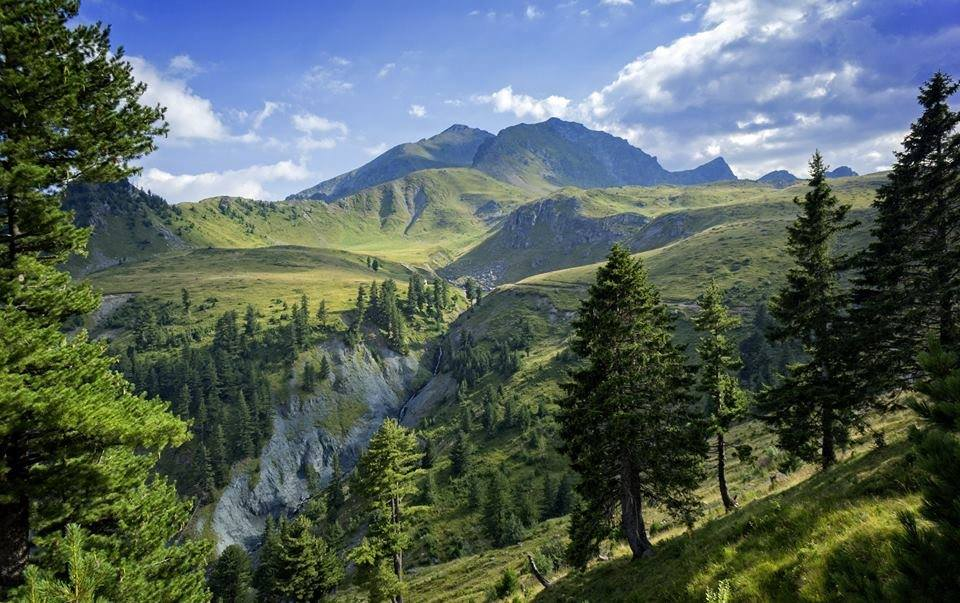 Hiking Mirdita Mountains